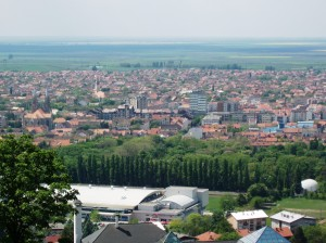 Vrsac-Panorama view